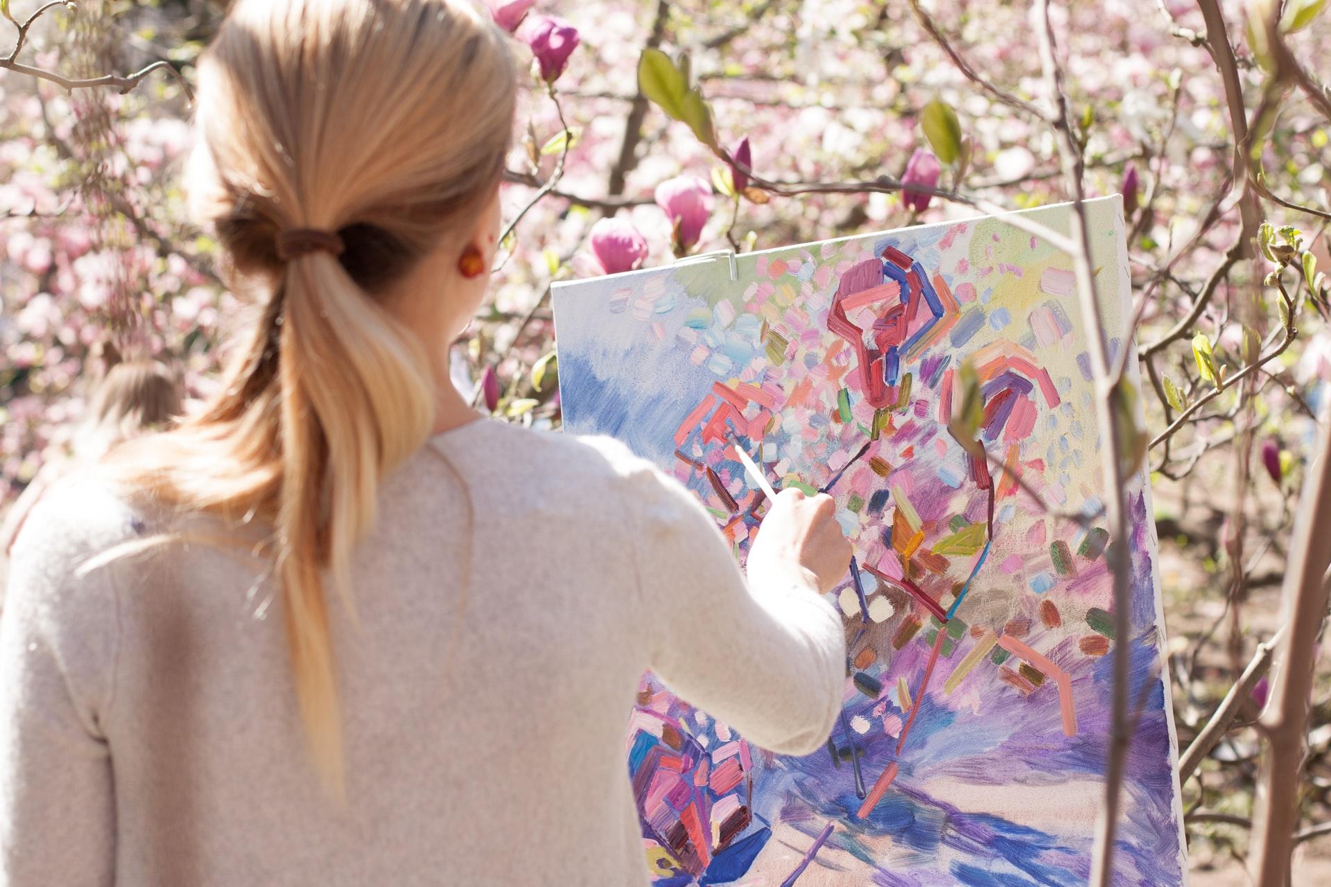 painter-garden